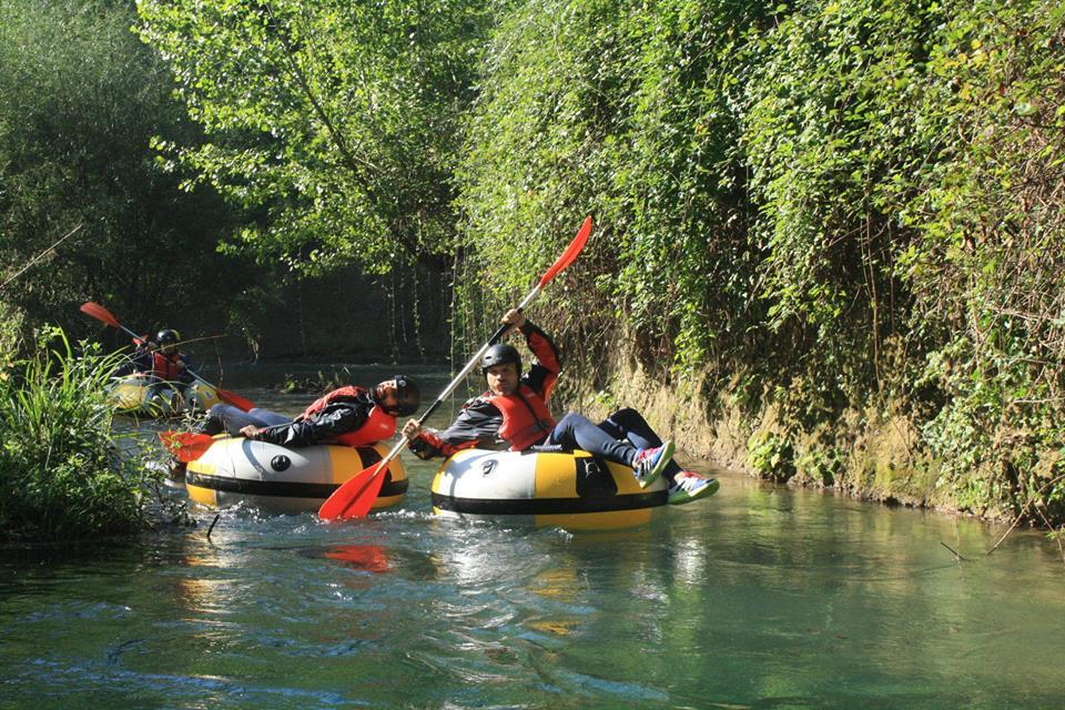 River Tubing sul Pollino